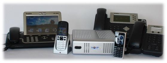 מוצרי ושירותי מרכזיות IP